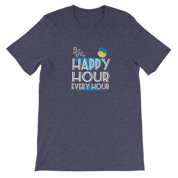 Inside Out Disney Shirt, Joy Shirt, Happy Hour Every Hour, Disney Festival at Epcot