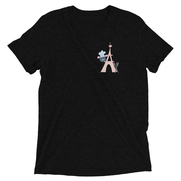 Ratatouille Triblend T-Shirt Epcot Food and Wine Festival Remy Ratatouille Disney Triblend T-Shirt