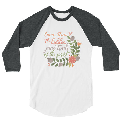 Pocahontas, Raglan, Disney Fall shirt