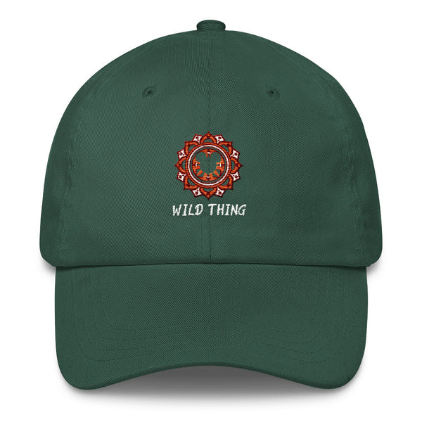 Animal Kingdom Hidden Mickey Wild Things Dad hat, Disney Mickey mandala hat