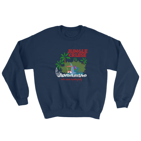Jungle Cruise Adventureland Sweatshirt, Walt Disney World
