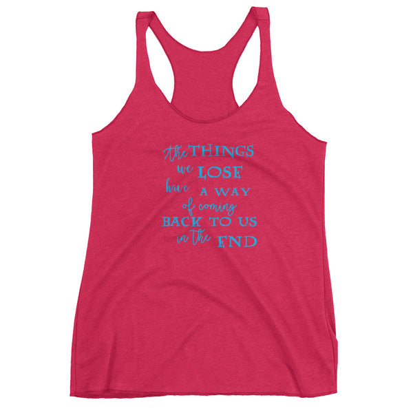 Harry Potter Luna Tank Top, Luna Lovegood, Ravenclaw shirt, Harry Potter Quote Shirt