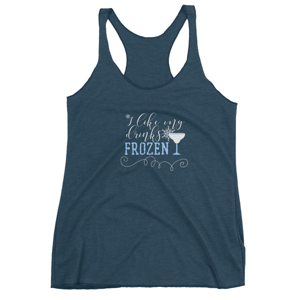 Frozen Disney Tank Top Queen Elsa Disney International Festival Shirt