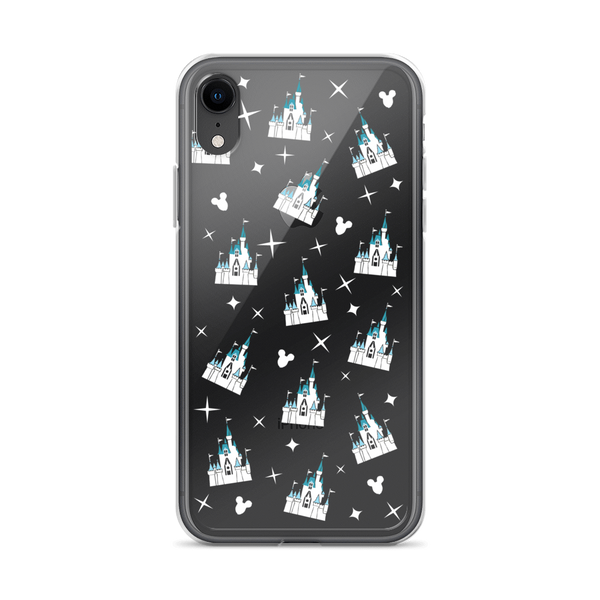 Cinderella's Castle iPhone Disney Phone Case