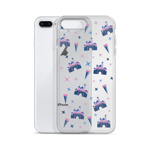 Disneyland iPhone Case with Sleeping Beauty Castle