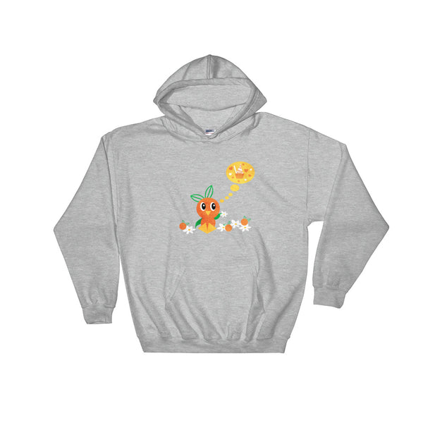 Florida Orange Bird Hoodie Disney Inspired Sunshine Tree Terrace