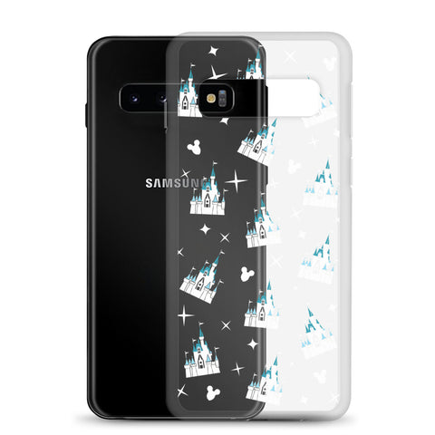 Cinderella's Castle Samsung Disney Phone Case