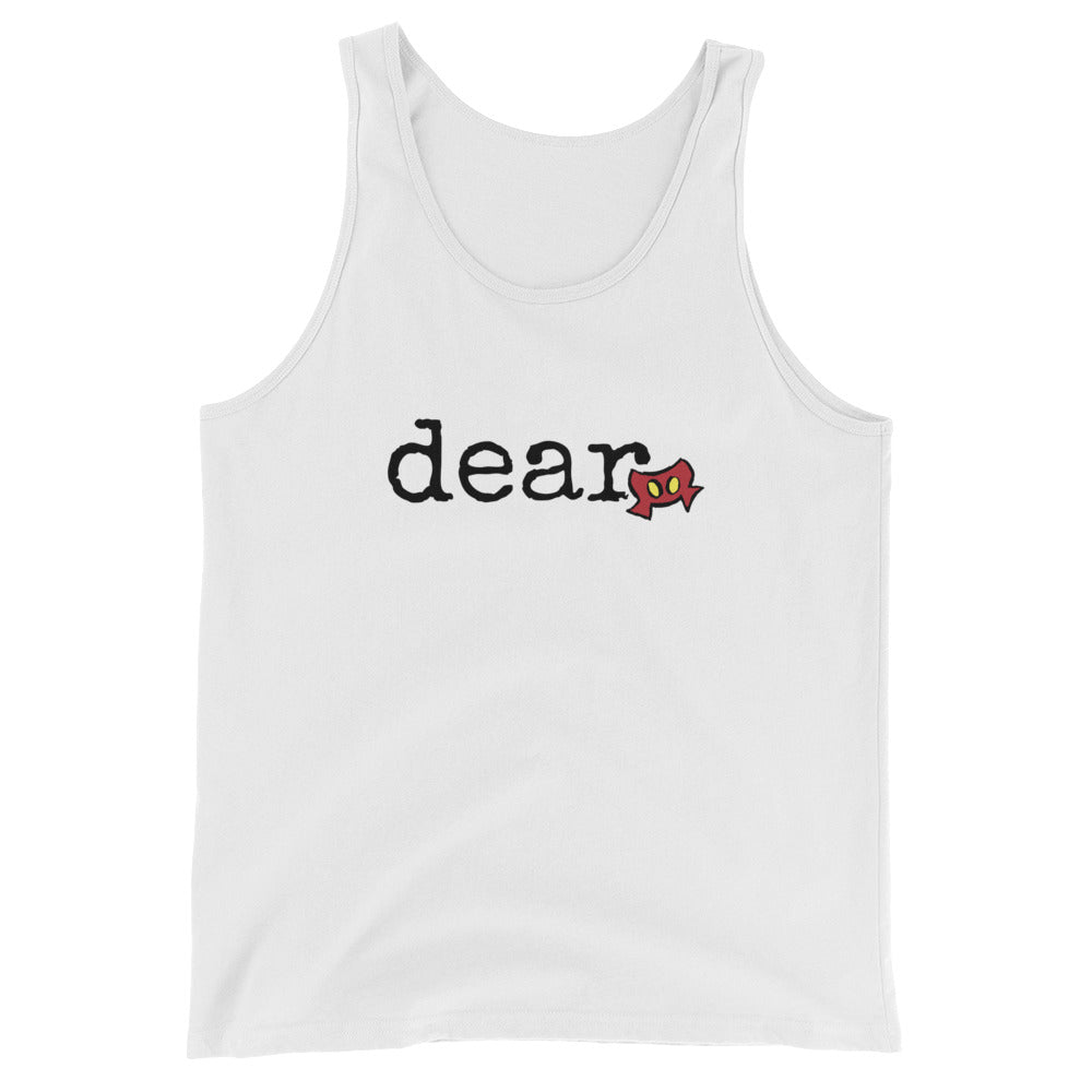 Mickey Dear Unisex Tank Top Disney Couple Shirts