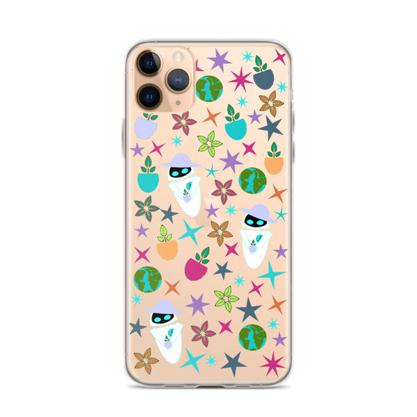 Plant Lady iPhone Case EVE Disney Wall-E Inspired Disney Phone Case