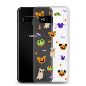 Disney Not So Scary Samsung Case Disney Halloween Boo To You Disney Phone Case