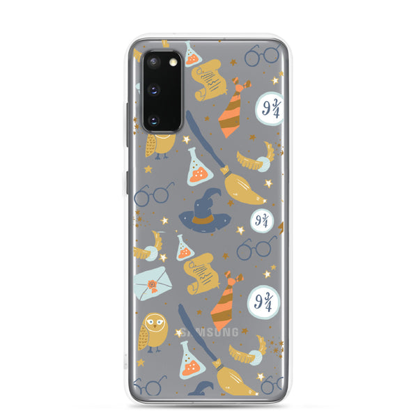 Harry Potter Samsung phone Case Wizarding World Hogwarts Magic