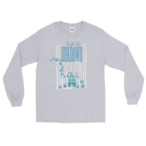 Frozen 2 Long Sleeve T-Shirt Into the Unknown Nordic Forest Disney Frozen Long Sleeve Shirt