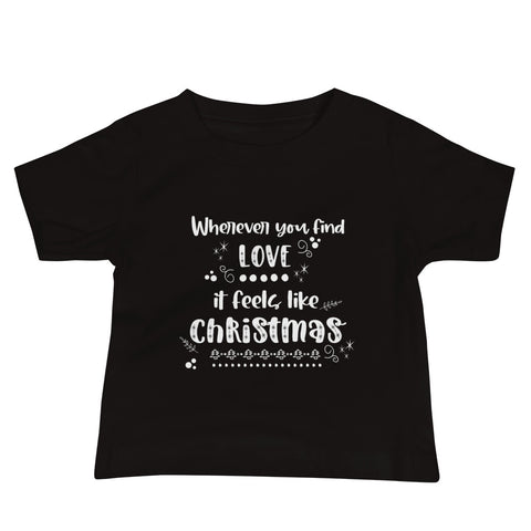 Muppets Christmas Carol Baby Short Sleeve Tee