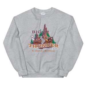 Big Thunder Mountain Disney Sweatshirt