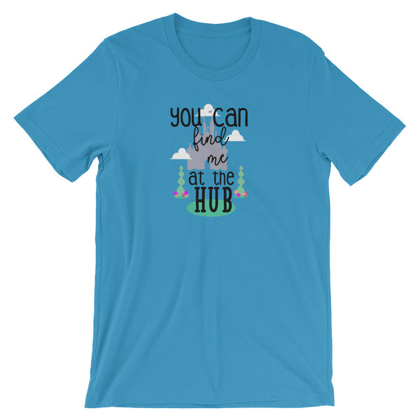 Hub Grass Walt Disney World Disney Lifestyle T-Shirt
