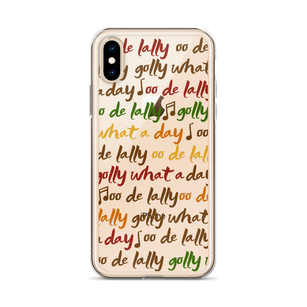 Robin Hood Disney iPhone Case. Oo de Lally Golly What a Day