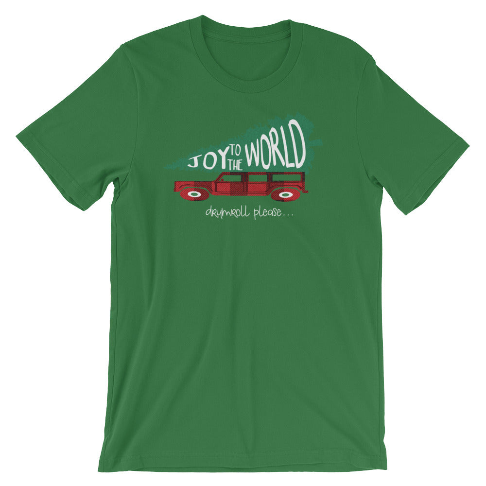 Griswold Family Christmas.Joy To The World T Shirt Griswold Family Christmas Inspired Christmas Shirt