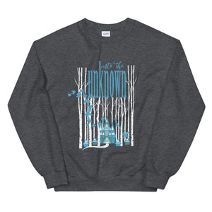 Frozen 2 Sweatshirt Into the Unknown Nordic Forest Disney Frozen Unisex Sweatshirt