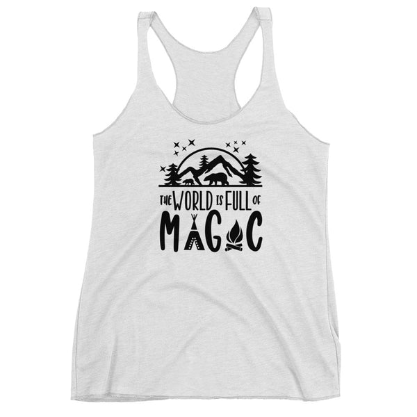 Brother Bear Wilderness Magic Disney Women's Racerback Tank