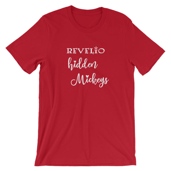 Harry Potter Disney Revelio Hidden Mickeys Disney Shirt Mashup.