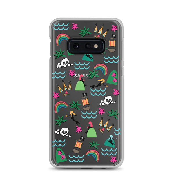 Neverland Samsung Phone Case Disney Mermaids Disney Peter Pan Disney Samsung Phone Case