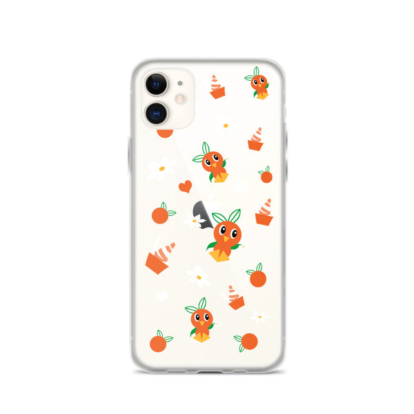 Orange Bird Citrus Swirl Disney iPhone Disney World Disneyland iPhone Case