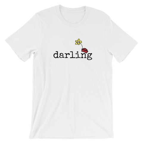 Minnie Darling Shirt Short-Sleeve Unisex T-Shirt