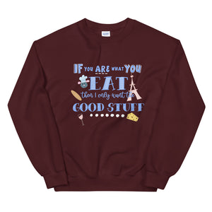 Ratatouille Sweatshirt Epcot Food and Wine Festival Remy Ratatouille Disney Sweatshirt