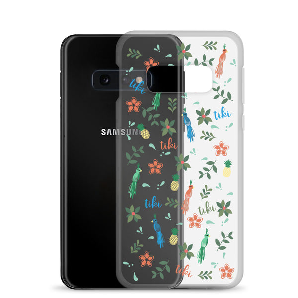 Tiki Tiki Tiki Room Samsung Case Disney Phone Case Singing Birds Adventureland Samsung Case