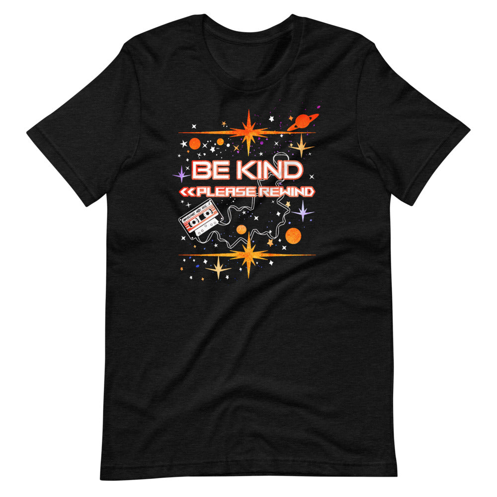 Guardians of the Galaxy T-Shirt Be Kind Please Rewind Disney Marvel Unisex T-Shirt