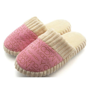 Winter Warm Cotton-padded Slippers