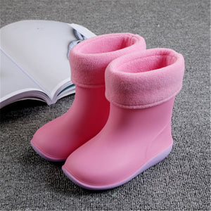 Kids Waterproof  Rain Boot
