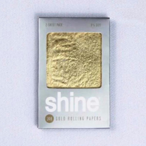 Shine Papers - Gold | Papiers Shine - Or