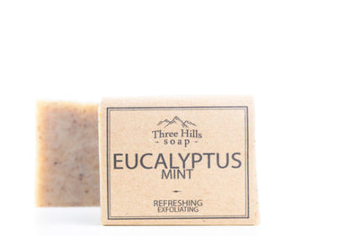 Eucalyptus Mint Soap - Oak Lane