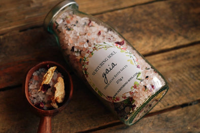 Gaia Himalayan Bath Salts - Oak Lane