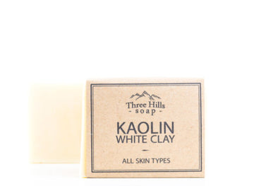 Kaolin White Clay Soap - Oak Lane