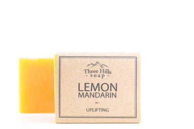 Lemon Mandarin Soap - Oak Lane