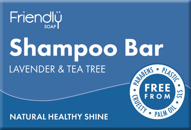 Shampoo Bar - Lavender & Tea Tree - Oak Lane