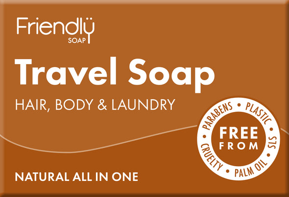 Travel Soap - Hair, Body & Laundry - Oak Lane