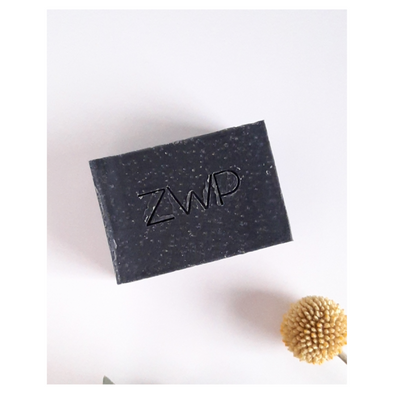 Activated Charcoal Soap Bar - Oak Lane