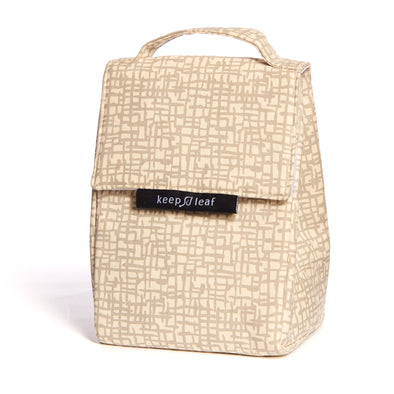 Insulated Lunch Bag - Mesh - Oak Lane