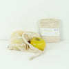 Organic Cotton Mesh Produce Bag - Medium - Oak Lane