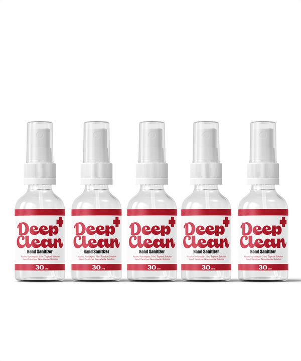 Deep Clean Hand Sanitizer