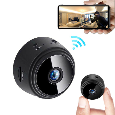 Image of Magnetic Security Camera