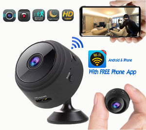Magnetic Security Camera
