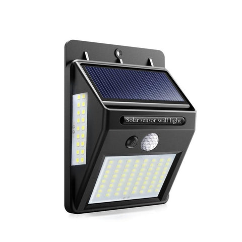 Image of Solar Powered Motion Sensor Street Light