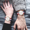 Burei Watch Tri Color Strap
