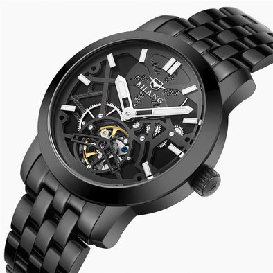 ailang watch, ailang luminous watch, ailang stainless steel watch