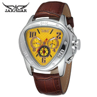 Luxury Triangle Auto Mechanical Watches Men