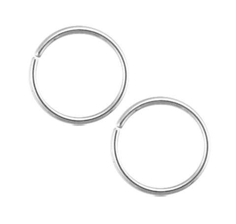Surgical Stainless Steel Seam Ring (20g, 18g, 16g, 14g)